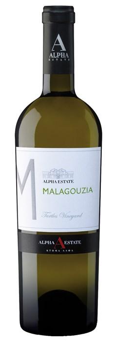 Alpha Estate Malagouzia Single Vineyard Turtles 2018