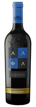 Alpha Estate Xinomavro Reserve Old Vines 2015