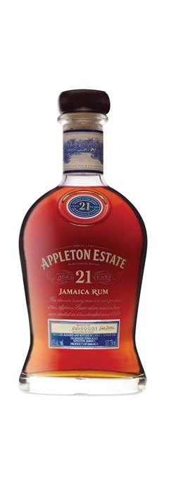 Appleton 21 Years