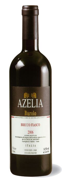 Azelia Barolo Bricco Fiasco 2012