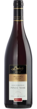 Babich Winemakers' Reserve Pinot Noir 2012