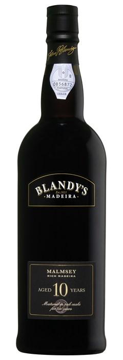 Blandy's 10 YO Malmsey