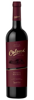 Bodega Colome Estate Malbec 2015