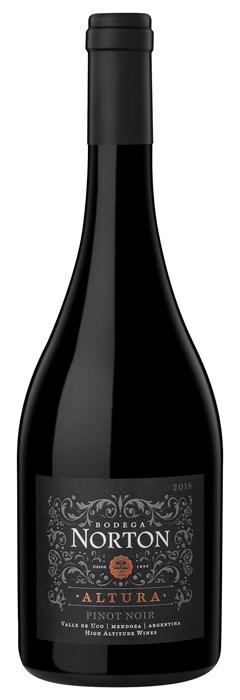 Bodega Norton Altura Pinot Noir 2018