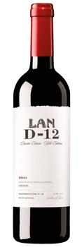 Bodegas Lan Rioja D12 2013