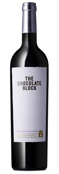 Boekenhoutskloof Chocolate Block 2019