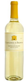 Cartlidge and Browne Sauvignon Blanc 2012