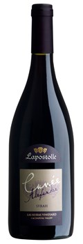 Lapostolle Cuvée Alexandre Syrah Apalta Vineyard 2014