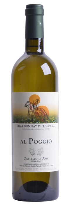 Castello di Ama Al Poggio Chardonnay di Toscana 2015