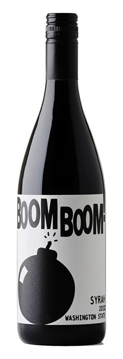 Charles Smith Boom Boom Syrah 2017