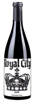 Charles Smith Royal City Syrah 2015