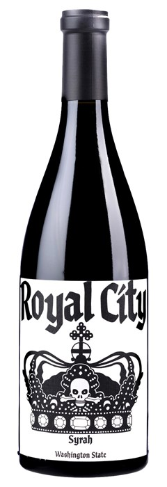 Charles Smith Royal City Syrah 2015