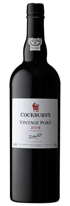 Cockburn's Vintage 2016