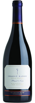 Craggy Range Te Muna Road Pinot Noir 2014