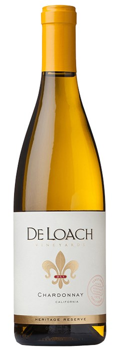 De Loach Heritage Collection Chardonnay 2017