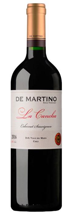 De Martino Single Vineyard La Cancha Cabernet Sauvignon 2017