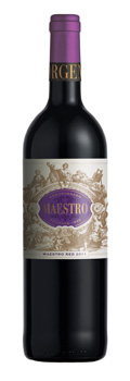 De Morgenzon Maestro Red 2015