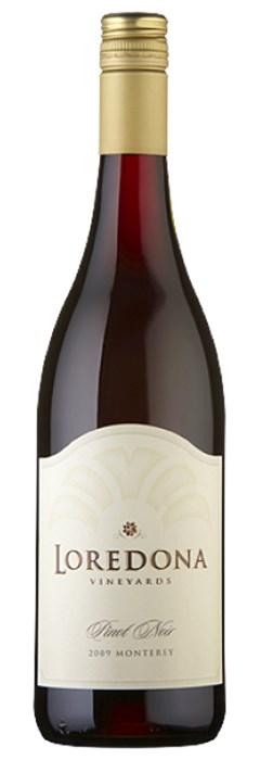 Delicato Loredona Monterey County Pinot Noir 2011