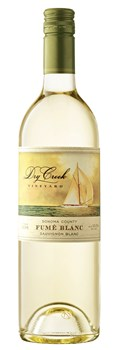 Dry Creek Fume Blanc Unoaked Sauvignon Blanc 2013