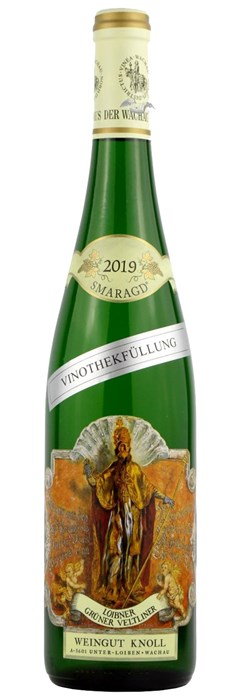 Emmerich Knoll Vinothekfullung Gruner Veltliner Smaragd 2019