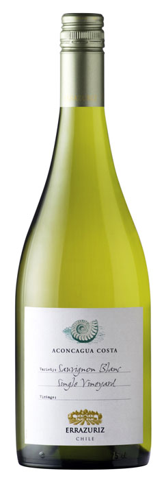 Errazuriz Aconcagua Costa Single Vineyard Sauvignon Blanc 2019