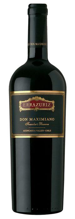 Errazuriz Don Maximiano Founder's Reserve 2016
