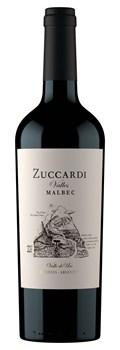 Familia Zuccardi Valles Malbec 2018