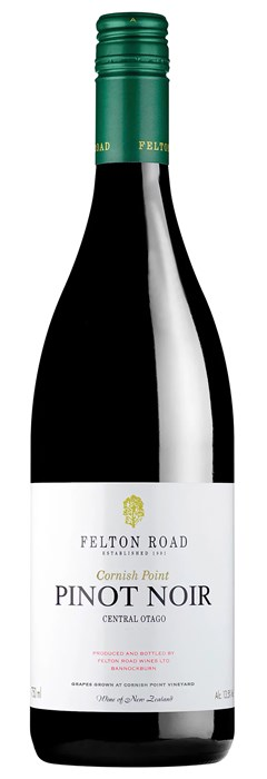 Felton Road Cornish Point Pinot Noir 2018