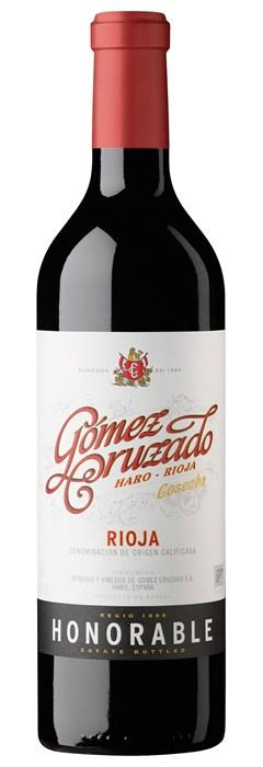 Gomez Cruzado Honorable 2014