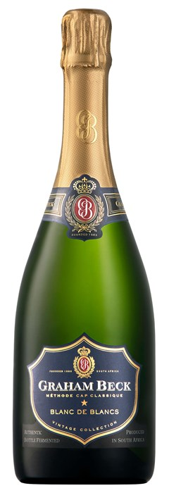Graham Beck Blanc de Blancs 2014