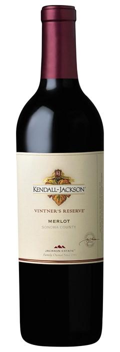 Kendall-Jackson Vintner's Reserve Merlot 2013
