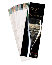 L'Atelier du Vin Quiz du Champagne 0
