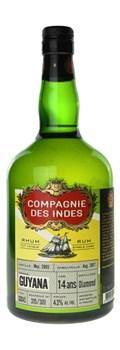 Compagnie des Indes Guyana 14 ans (Distillerie Diamond) 0