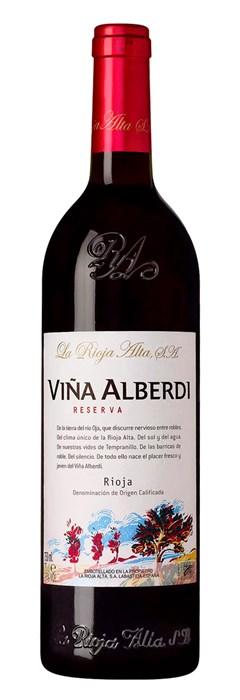 La Rioja Alta Vina Alberdi Reserva 2015