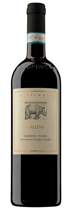 La Spinetta Vigneto Gallina Barbera d'Alba 2015