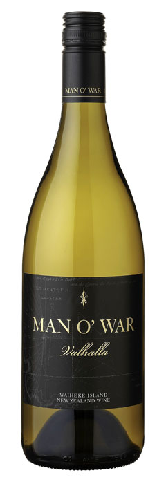 Man O' War Valhalla Chardonnay 2018