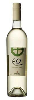 Matetic EQ Coastal Sauvignon Blanc 2015