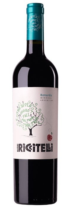 Matias Riccitelli The Apple Doesn't Fall Far From The Tree Bonarda 2016