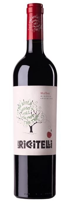 Matias Riccitelli The Apple Doesn't Fall Far From The Tree Malbec 2018