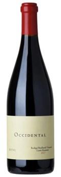 Occidental Bodega Headlands Cuvée Elizabeth - Pinot Noir 2017