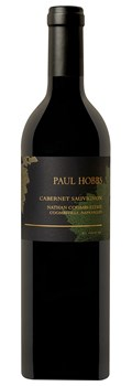 Paul Hobbs Nathan Coombs Estate Cabernet Sauvignon 2015