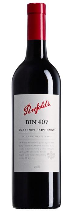 Penfolds Bin 407 Cabernet Sauvignon 2015