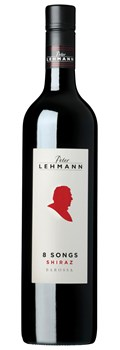 Peter Lehmann 8 Songs Shiraz 2013