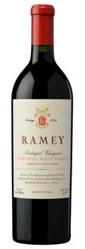 Ramey Cabernet Sauvignon Pedregal Vineyard 2014
