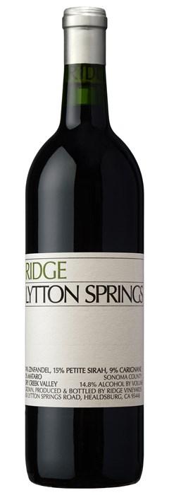 Ridge Vineyards Lytton Springs 2017