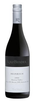 Rolf Binder Wines Heinrich 2014