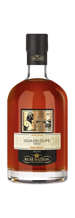 Rum Nation Guadeloupe Vieux