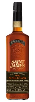 Saint-James Single Cask Millésime 1997 0