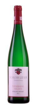 Schloss Lieser Lieser Niederberg Helden Riesling Spatlese 2015