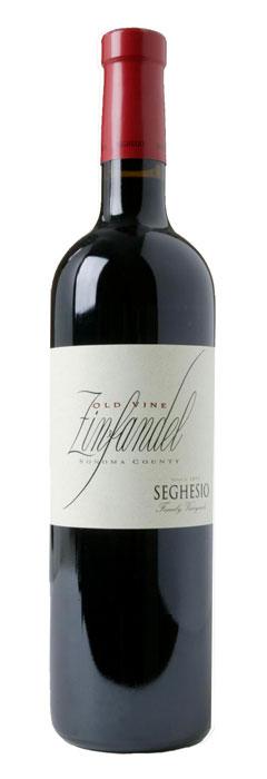 Seghesio Old Vines Zinfandel 2015